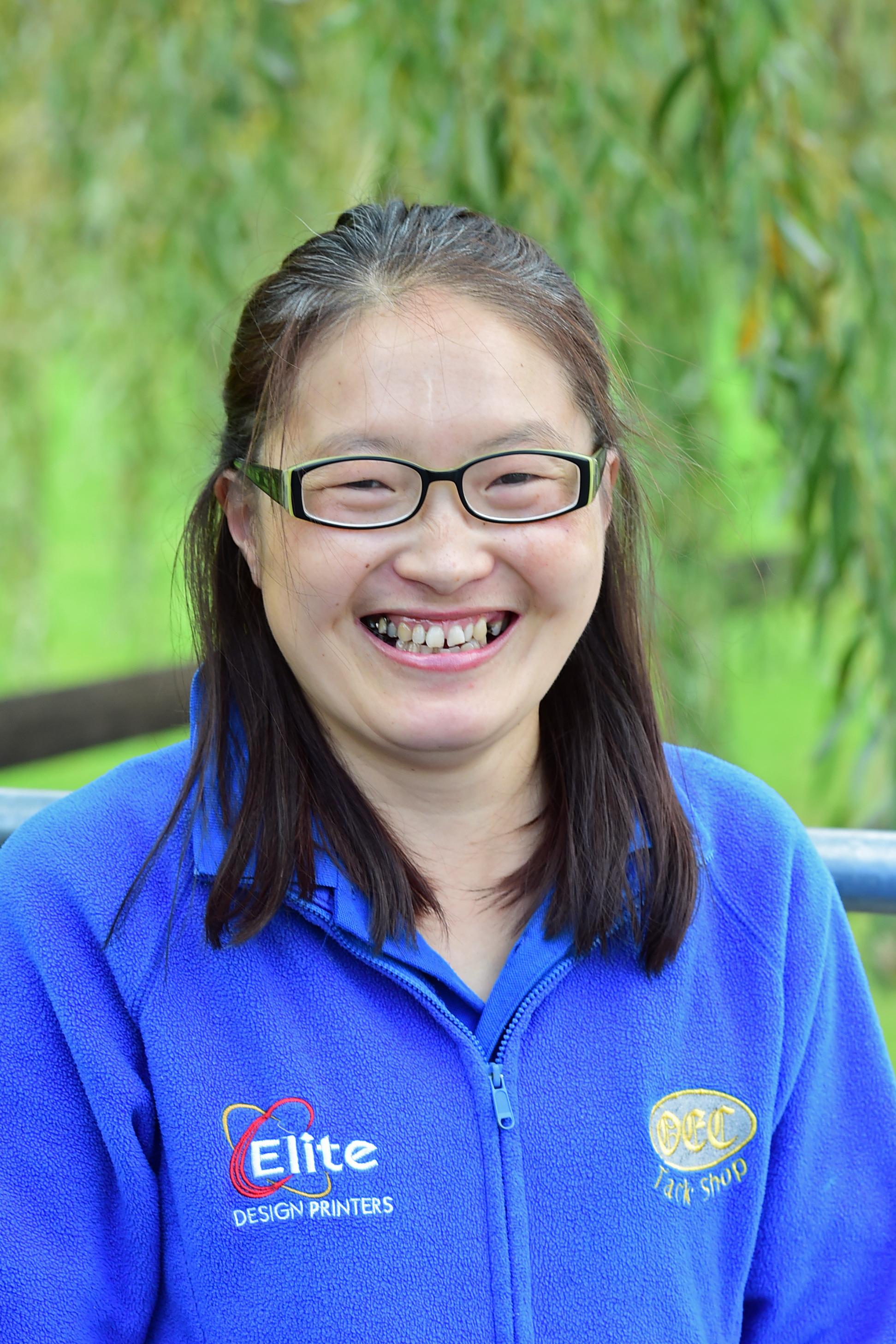 Sawako - OEC Tack Shop Assistant
