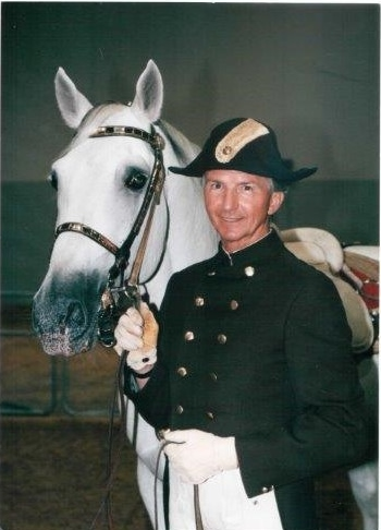terry mitchell horse trainer